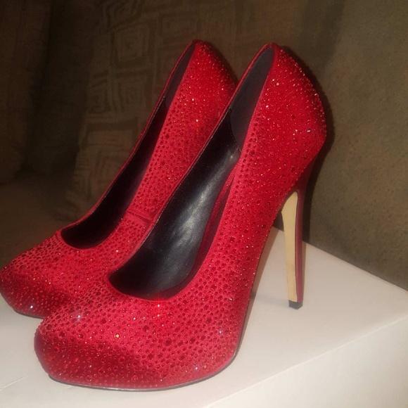 94cd75a78f8a Red Stiletto Pumps